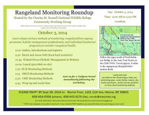 Monitoring Roundup October 3