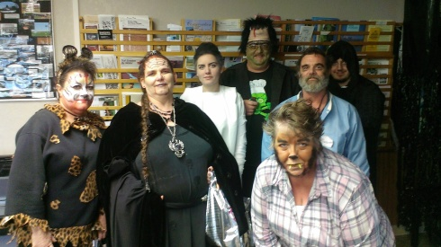 Local Spooks & Ghouls