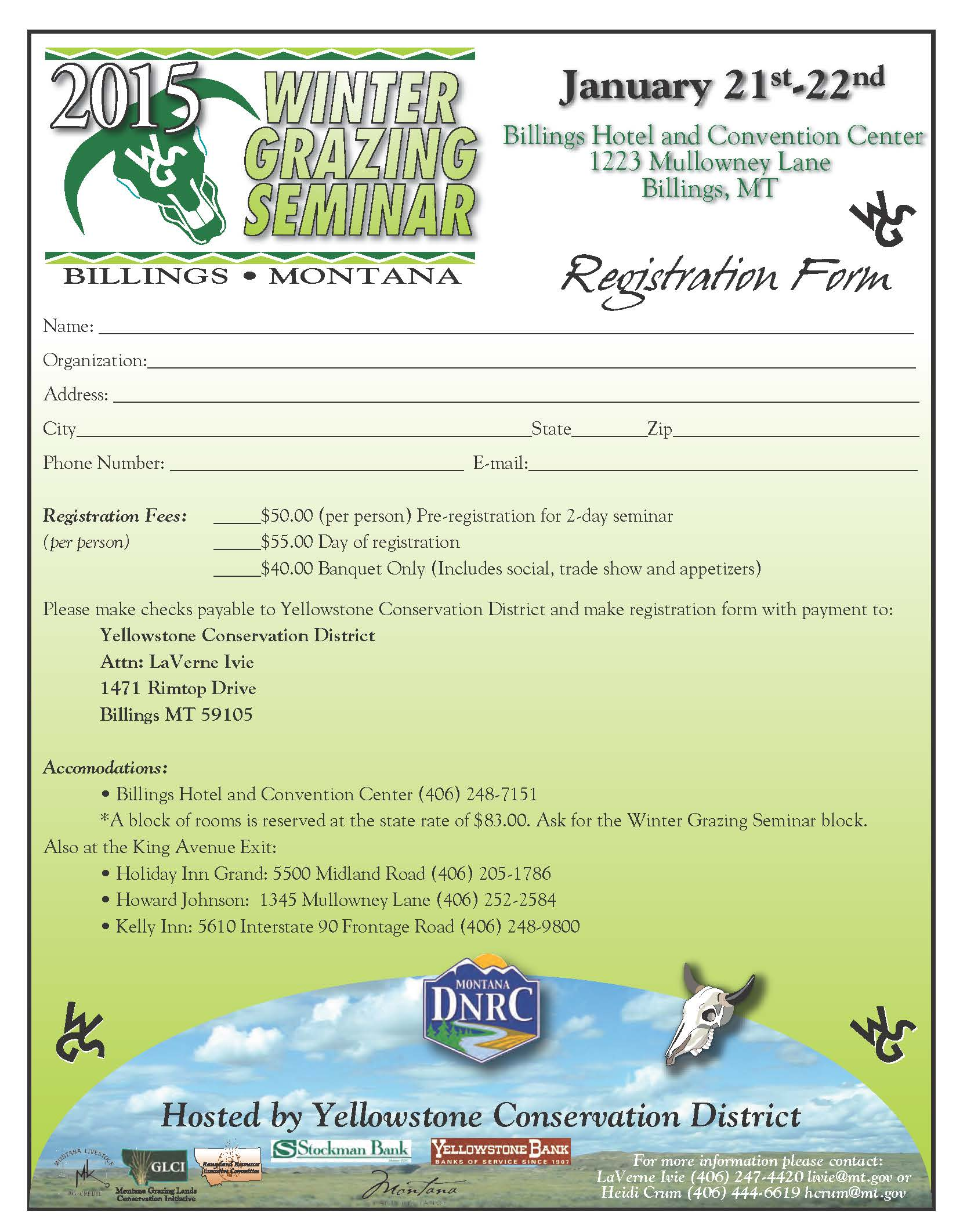 Montana mccone county brockway - Wgs 2015 Poster Wgs Registration