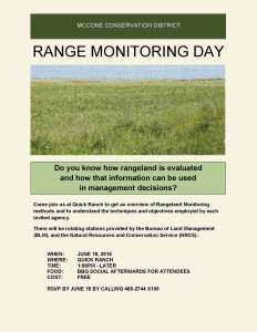 Range Monitoring Day2