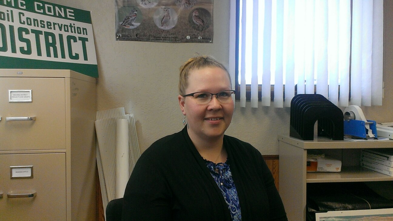 Montana mccone county brockway - Meet Our New District Administrator Emily Heide Mccone County Conservation District
